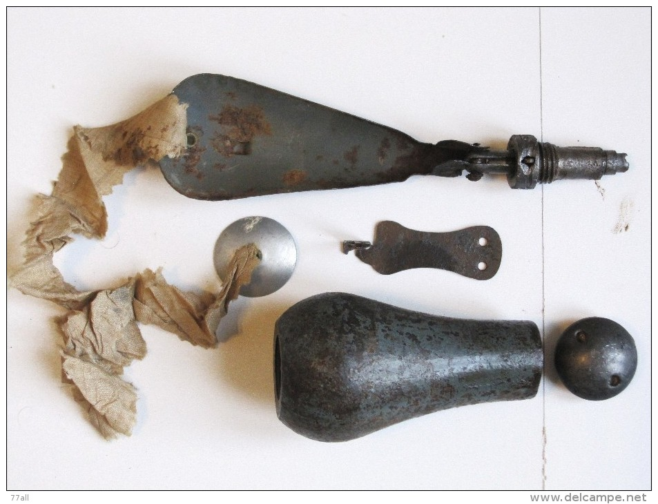 Grenade p1 ruban