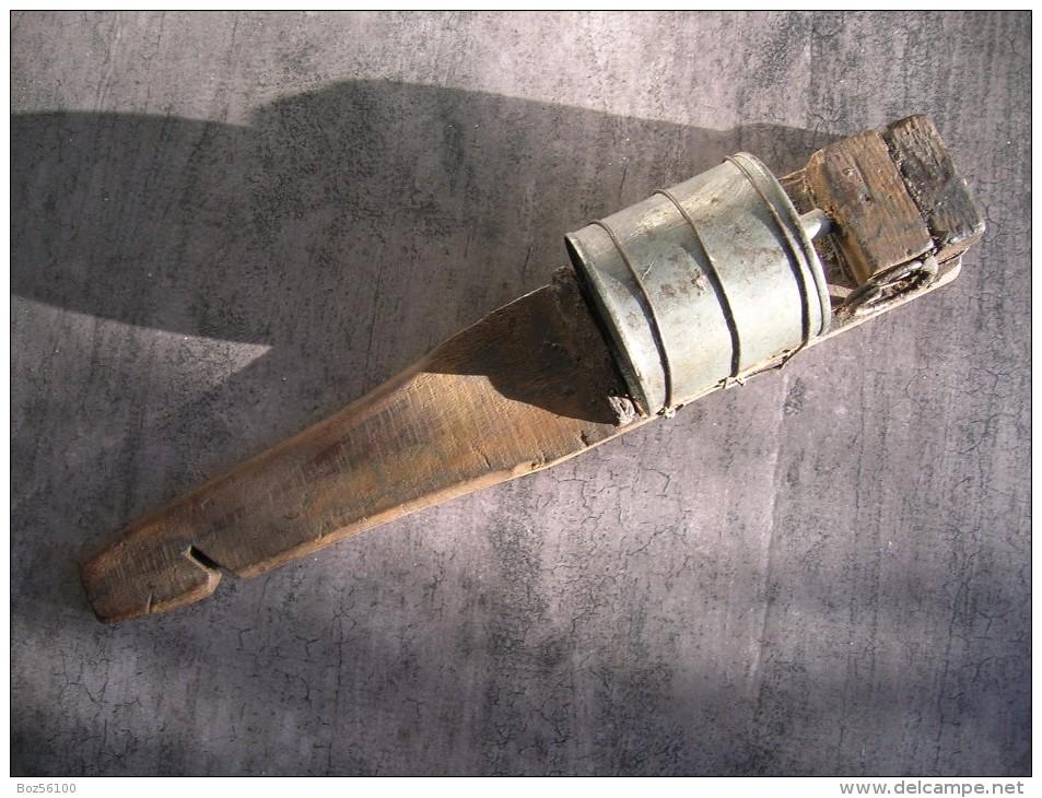 720 001 grenade francaise petard raquette inerte