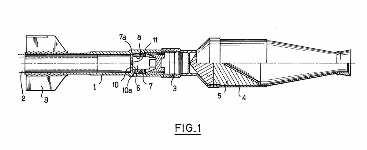 Ac 58 mm brevet