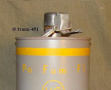 Ba 35 pot fumigene