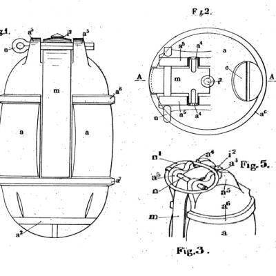 Dawandre laminne extrait brevet