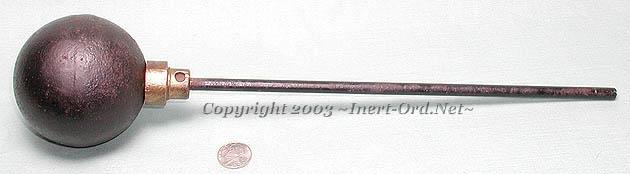 Modèle 1914 sur baguette