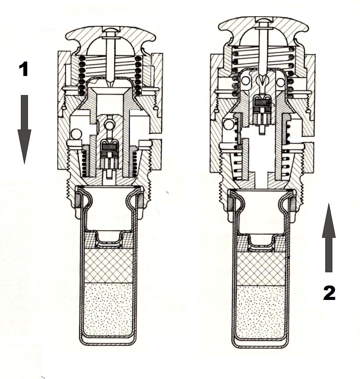 Fusee 19 23 mle 1939 mod 47 fonctionnement