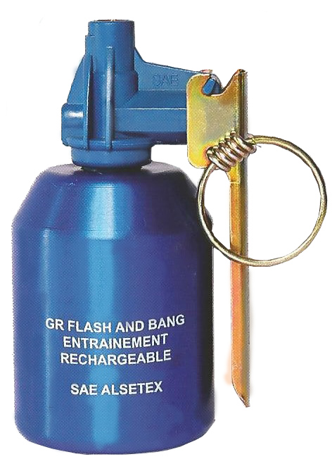 Gh rechargeable alsetex