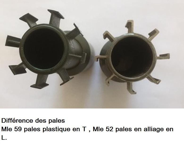 Grenade eclairante pales