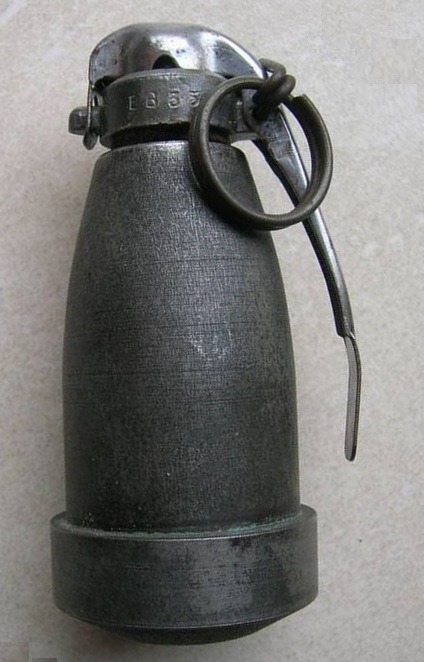 Grenade mixte modele 1917 Delcampe 2012 (220e)