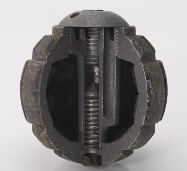 Grenade roland