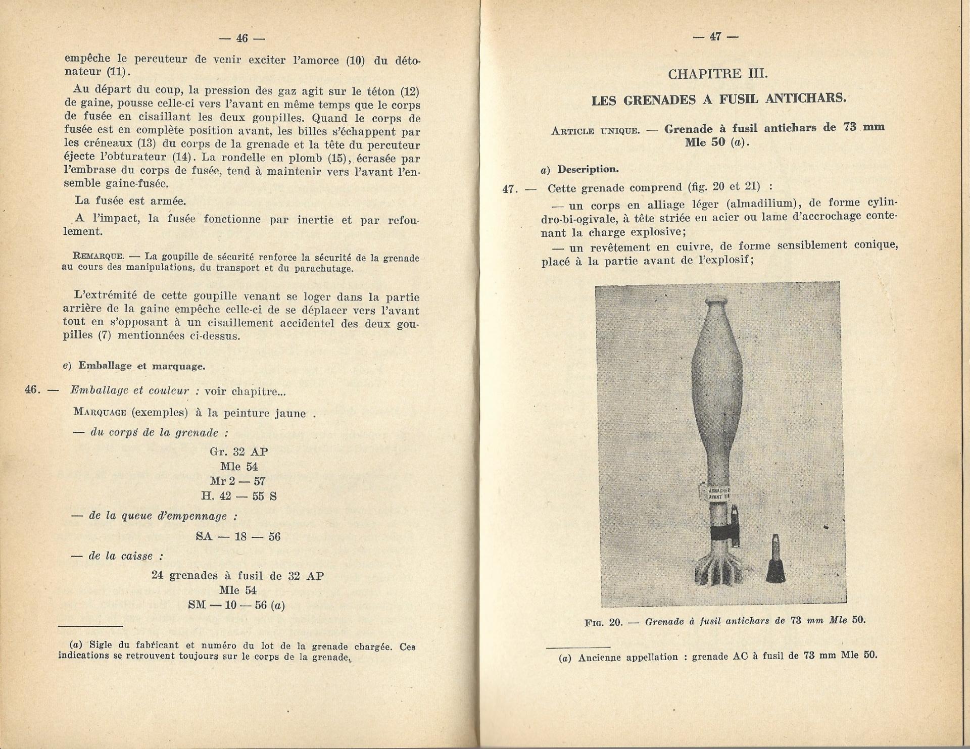 Grenades a fusil 1957 p46 47 1