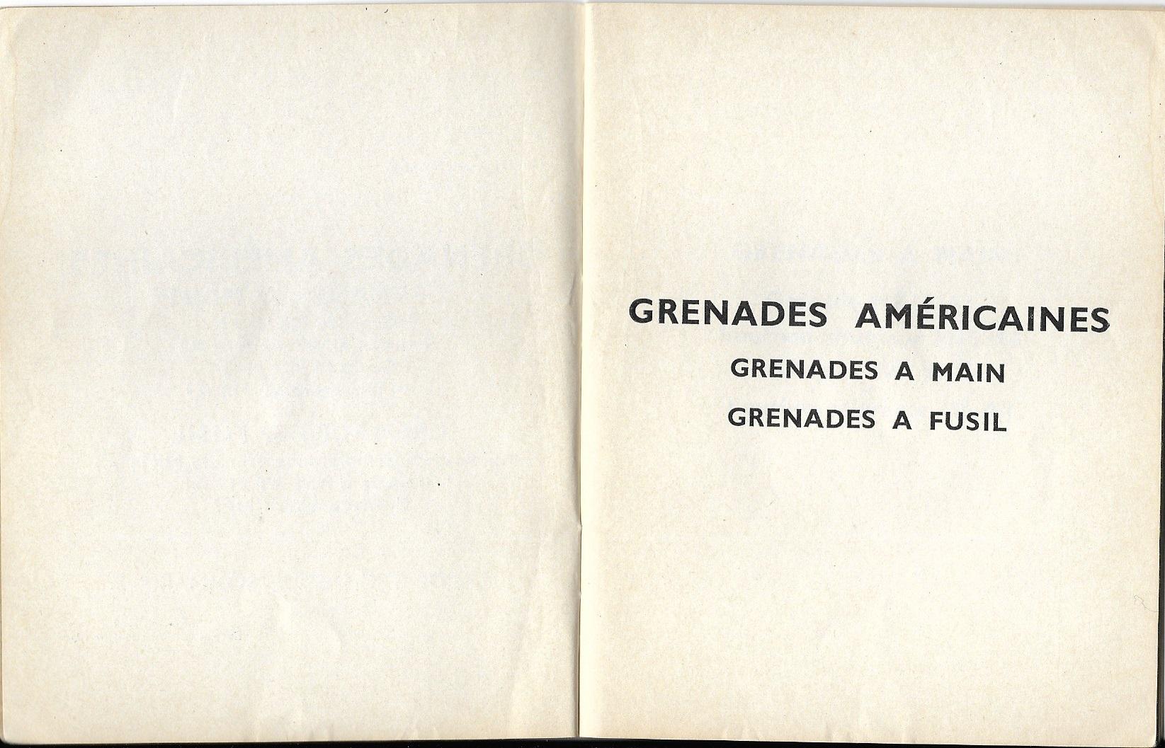 Grenades americaines 2