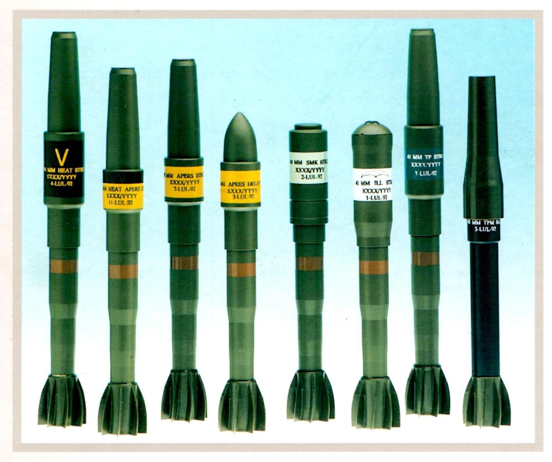 Grenades luchaire