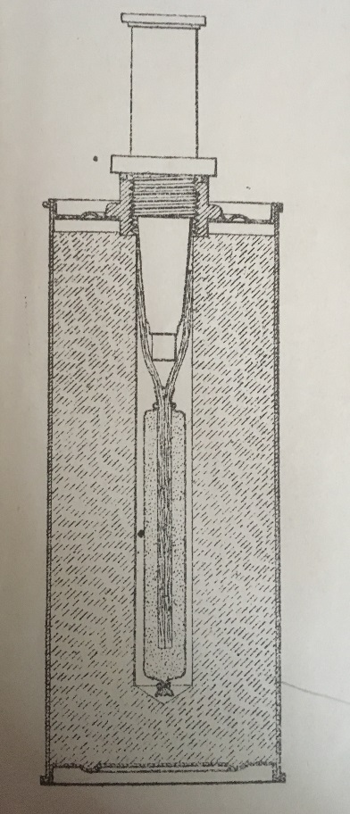 Incendiaire mle 1916 schema
