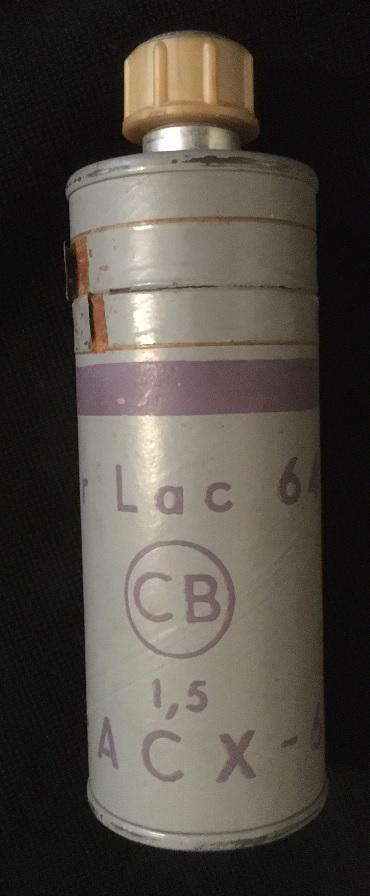 Lac 64 pour tromblon mas36