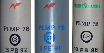Marquage plmpb variantes