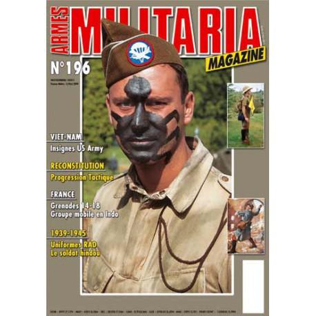 Militaria n196