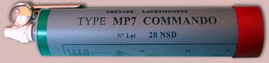 Mp7 commando