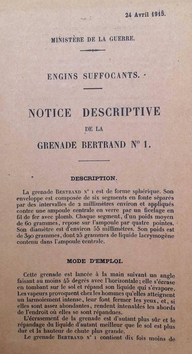 Notice bertrand n 1 page1