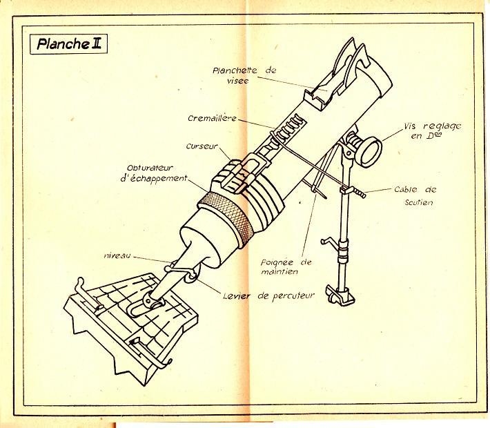 Notice lance grenade mle 37 1947 8
