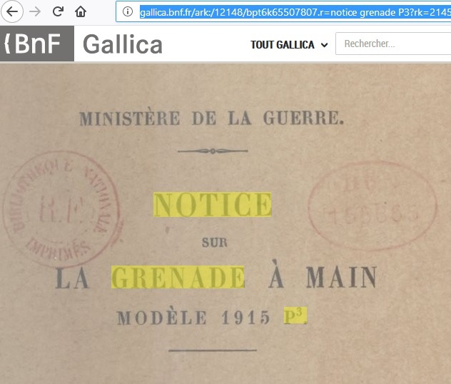 Notice p3 lien gallica
