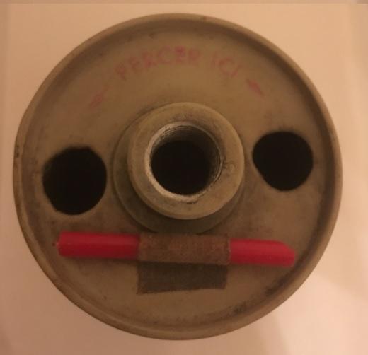 Pot thermique f1 sommet