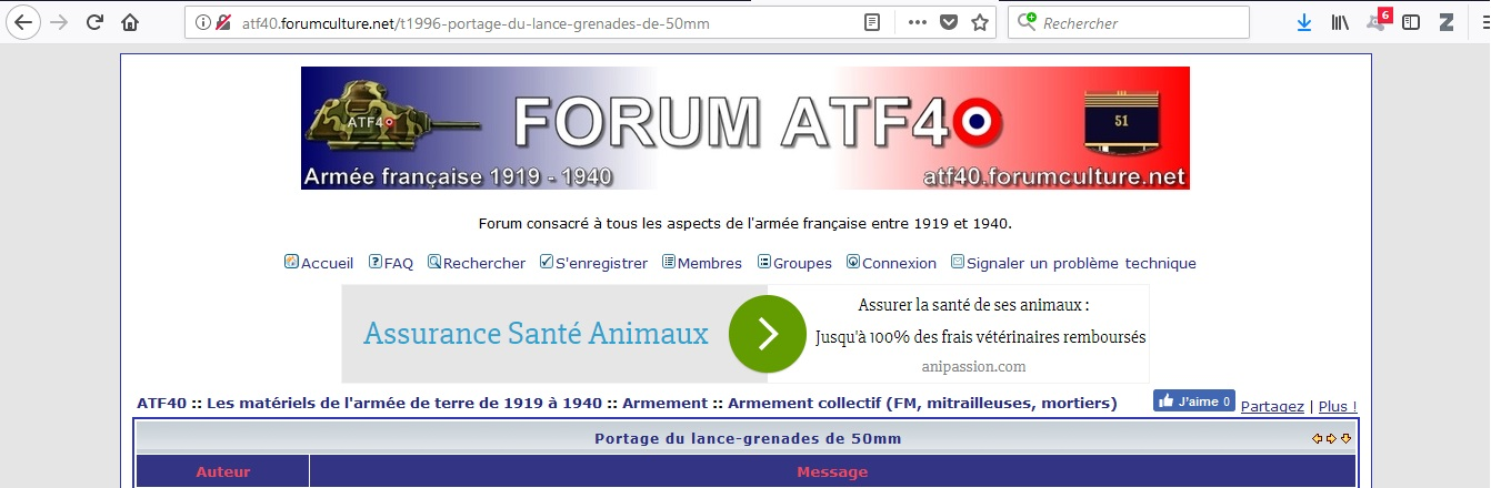 FORUM ATF40